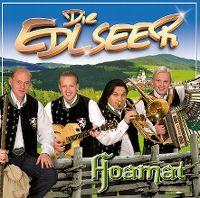 Cover Die Edlseer - Hoamat