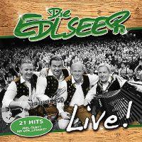 Cover Die Edlseer - Live!