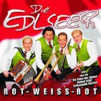 Cover Die Edlseer - Rot-weiss-rot