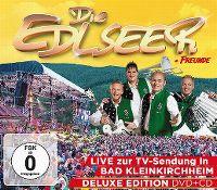 Cover Die Edlseer + Freunde - Live zur TV-Sendung im Bad Kleinkirchheim