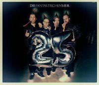 Cover Die Fantastischen Vier - 25
