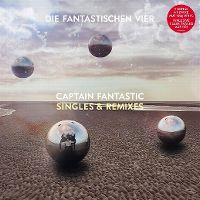 Cover Die Fantastischen Vier - Captain Fantastic