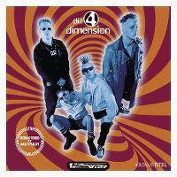 Cover Die Fantastischen Vier - Die 4. Dimension