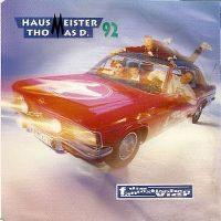 Cover Die Fantastischen Vier - Hausmeister Thomas D. 92