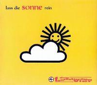 Cover Die Fantastischen Vier - Lass' die Sonne rein