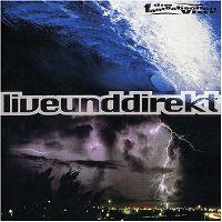 Cover Die Fantastischen Vier - Live und direkt
