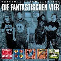 Cover Die Fantastischen Vier - Original Album Classics