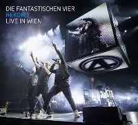 Cover Die Fantastischen Vier - Rekord - Live in Wien