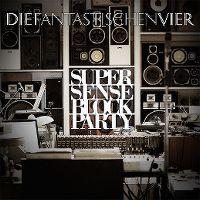 Cover Die Fantastischen Vier - SuperSense Block Party