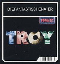 Cover Die Fantastischen Vier - Troy
