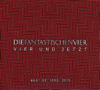 Cover Die Fantastischen Vier - Vier und jetzt - Best Of 1990-2015
