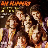 Cover Die Flippers - Bye Bye bis Morgen