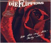 Cover Die Flippers - Der Hit-auf-Hit-Party-Mix