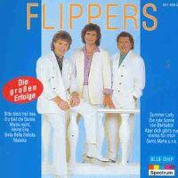Cover Die Flippers - Die großen Erfolge (Spectrum)