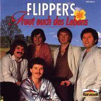 Cover Die Flippers - Freut euch des Lebens