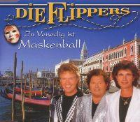 Cover Die Flippers - In Venedig ist Maskenball