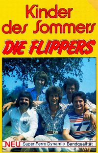 Cover Die Flippers - Kinder des Sommers