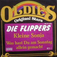 Cover Die Flippers - Kleine Sonja
