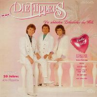 Cover Die Flippers - Liebe ist...