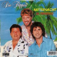 Cover Die Flippers - Mitternacht in Trinidad