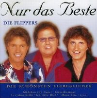 Cover Die Flippers - Nur das Beste - Die schönsten Liebeslieder