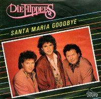 Cover Die Flippers - Santa Maria Goodbye