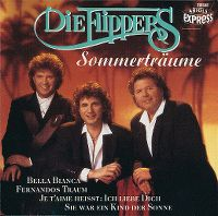 Cover Die Flippers - Sommerträume