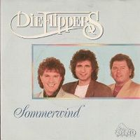 Cover Die Flippers - Sommerwind