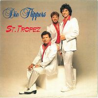 Cover Die Flippers - St. Tropez