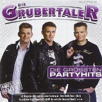 Cover Die Grubertaler - Die grössten Partyhits