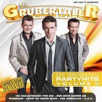 Cover Die Grubertaler - Die grössten Partyhits Volume V