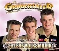Cover Die Grubertaler - Es lebe Volksmusik