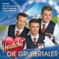 Cover Die Grubertaler - Herzlichst