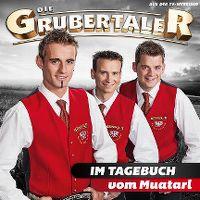 Cover Die Grubertaler - Im Tagebuch vom Muatarl