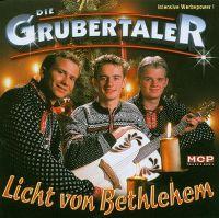Cover Die Grubertaler - Licht von Bethlehem