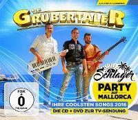 Cover Die Grubertaler - Schlager Party auf Mallorca