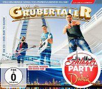 Cover Die Grubertaler - Schlagerparty in Dubai