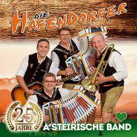 Cover Die Hafendorfer - A steirische Band - 25 Jahre