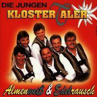 Cover Die Jungen Klostertaler - Almenweiss & Edelrausch