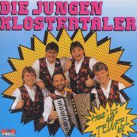 Cover Die Jungen Klostertaler - Heut ist der Teufel los
