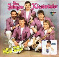 Cover Die Jungen Klostertaler - Hey Boy