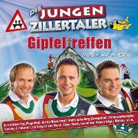 Cover Die Jungen Zillertaler - Gipfeltreffen - Drob'n auf'm Berg