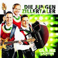 Cover Die Jungen Zillertaler - Glanzlichter
