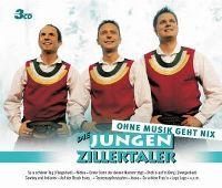 Cover Die Jungen Zillertaler - Ohne Musik geht nix