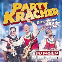 Cover Die Jungen Zillertaler - PartyKracher - Die grössten Hits der JuZis
