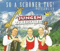 Cover Die Jungen Zillertaler - So a schöner Tag! (Fliegerlied)