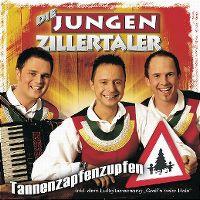 Cover Die Jungen Zillertaler - Tannenzapfenzupfen