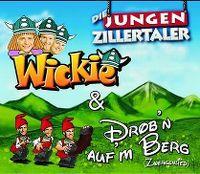 Cover Die Jungen Zillertaler - Wickie