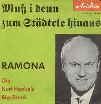 Cover Die Kurt Henkels Big-Band - Muß i denn zum Städtele hinaus