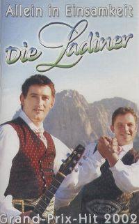 Cover Die Ladiner - Allein in Einsamkeit